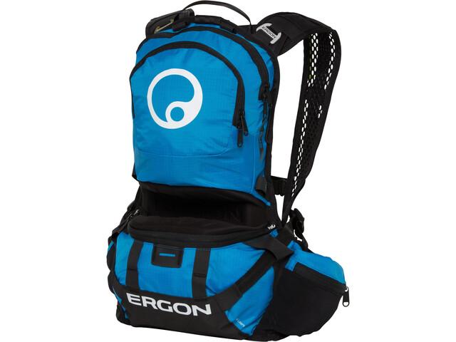 Ergon BE2 Enduro Backpack 6,5l, black/blue
